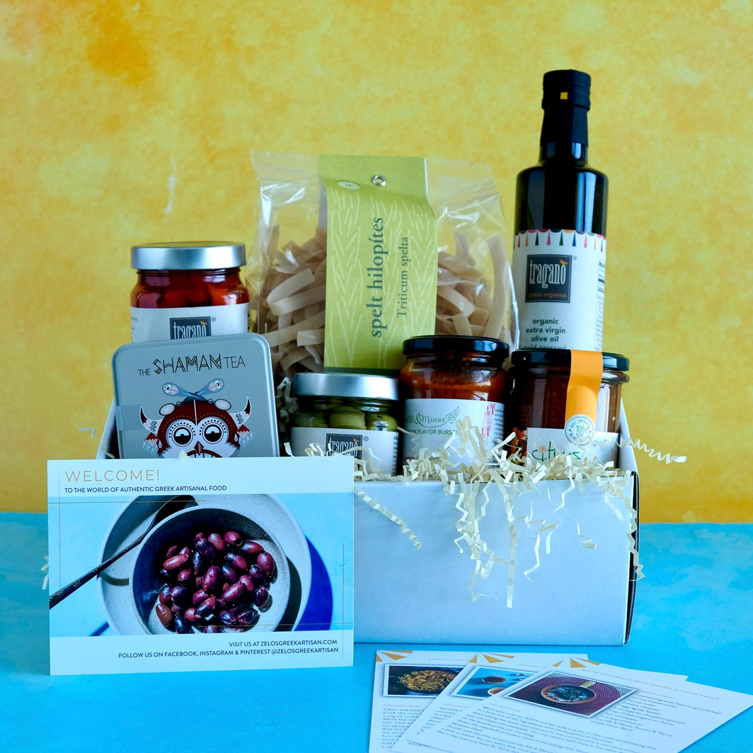 The Zealous Health Subscription Box