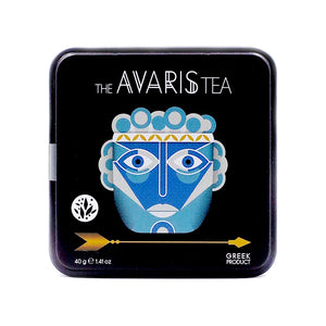 Sparoza - The Avaris Tea - Handcrafted Loose Leaf Greek Herbal Tea
