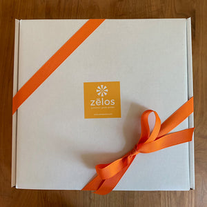 Zelos Authentic Greek Artisan The Epicurean Greek Gift Box