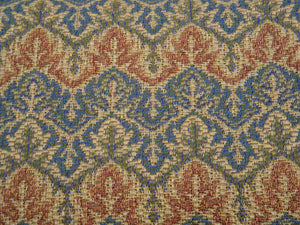 Jacquard woven, natural fiber fabric by Coarse Cloth Ltd.
