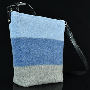 Scout Handbag - Denim Color Block