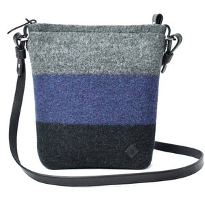 Scout Handbag in Night Sky - front view.