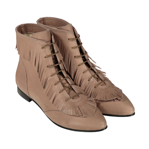 Unity Boots Nude