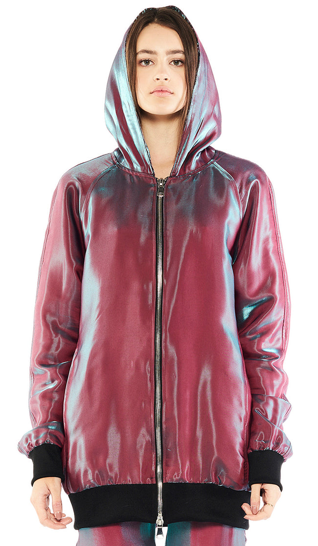 STORM HOODED JACKET
