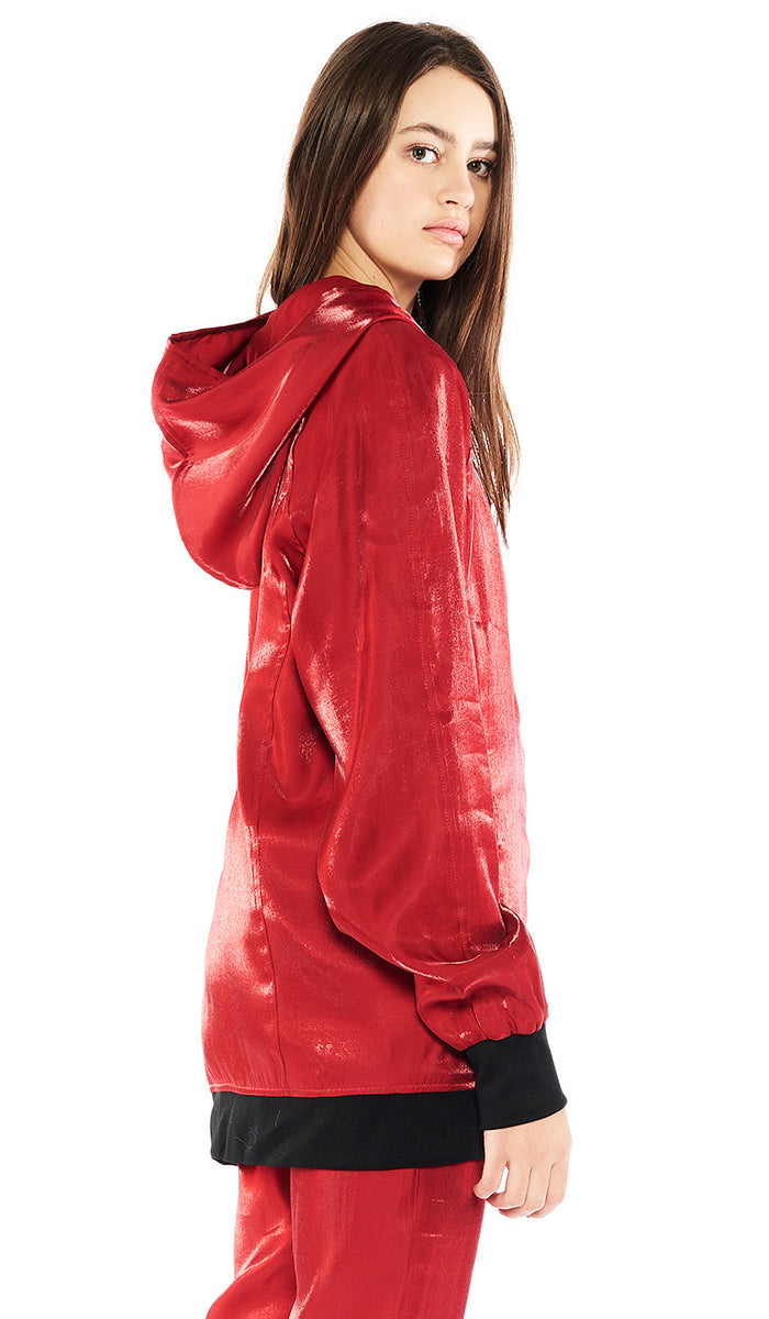 RUBY HOODED JACKET