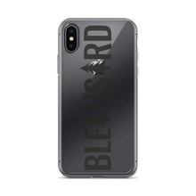 "Coque iPhone ""Black logo"" 2019"
