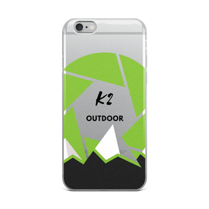 Coque iPhone « Green LE »