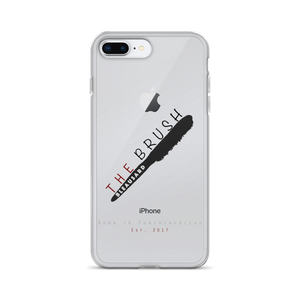 Coque iPhone « The Brush »