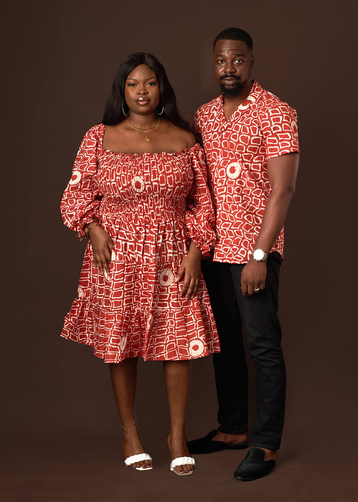 AWENI COUPLE OUTFIT