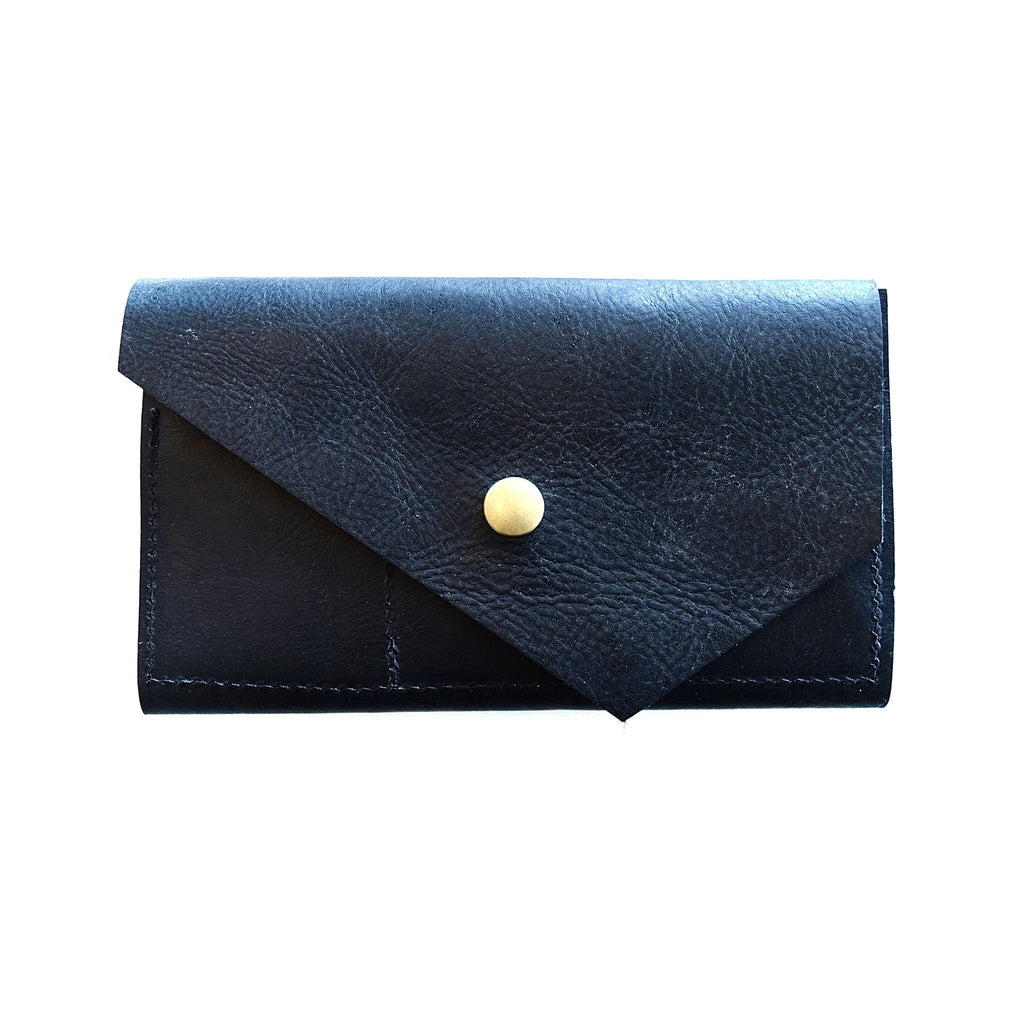 O FRANCISCO - leather wallet - black