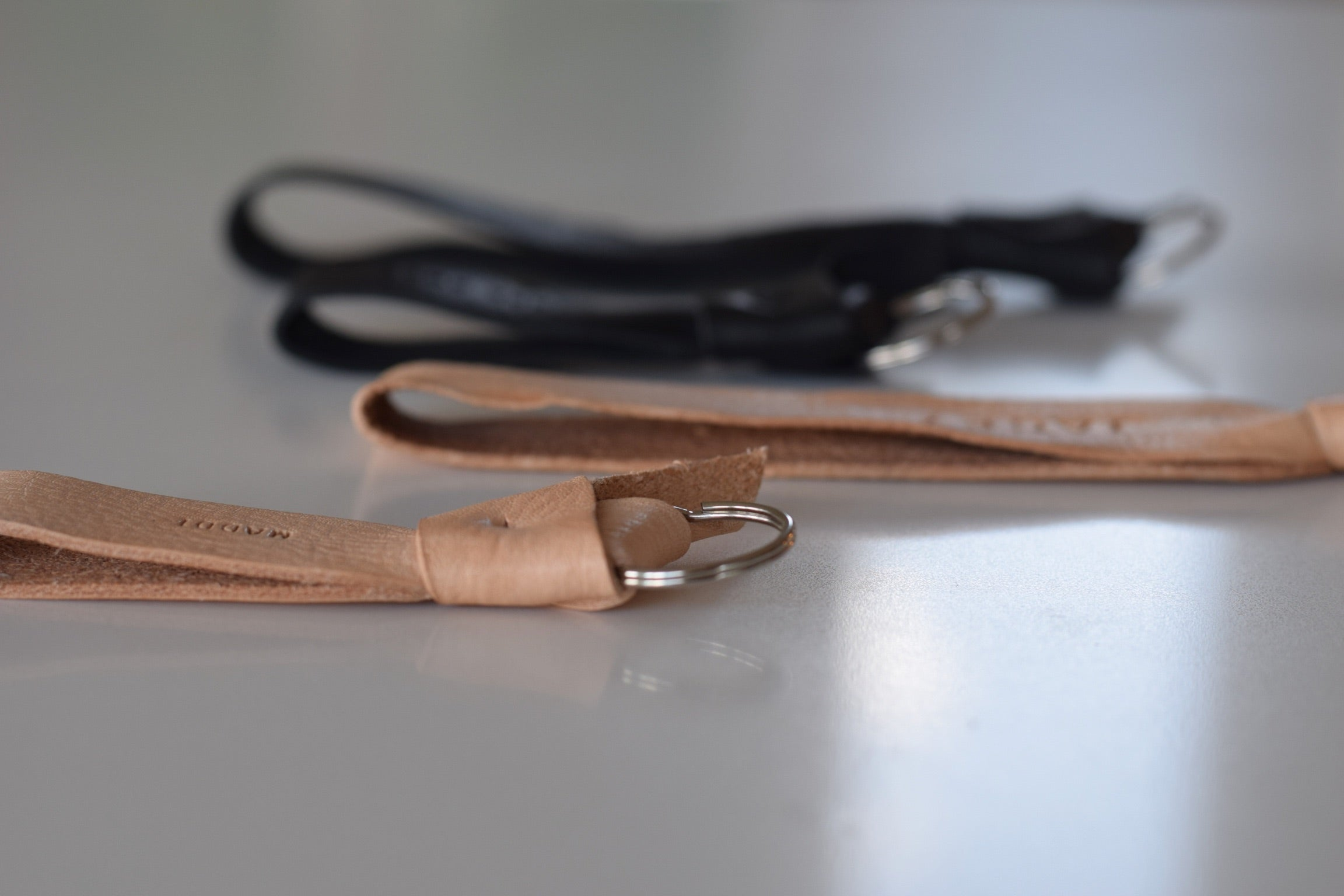 O MARIE - Leather Key Chain