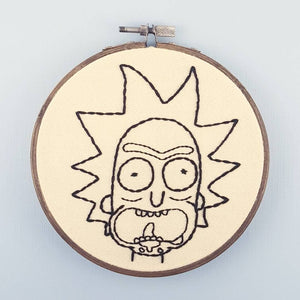 30 Days of Rickspressions - Day 1