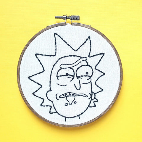 30 Days of Rickspressions - Day 2