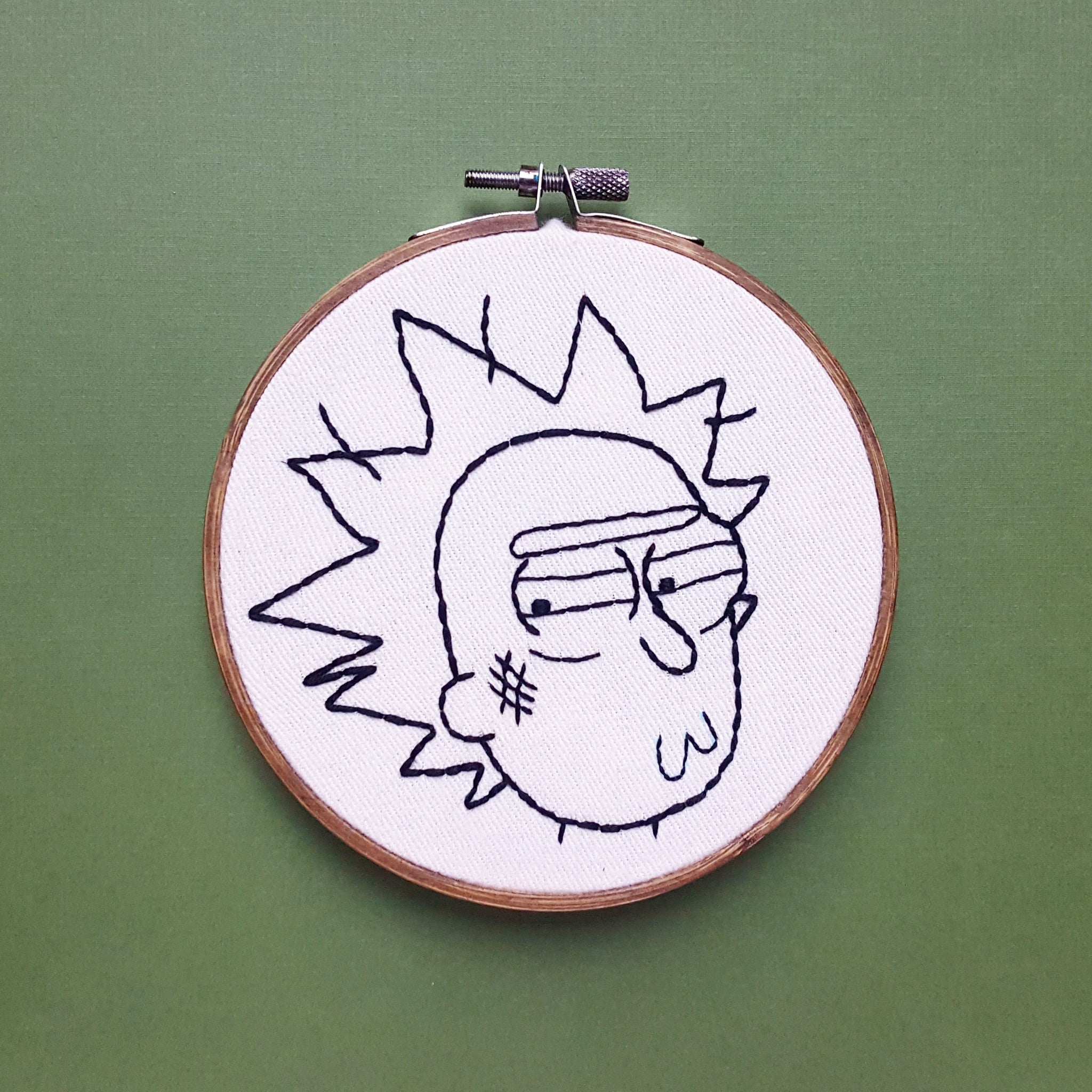 30 Days of Rickspressions - Day 4