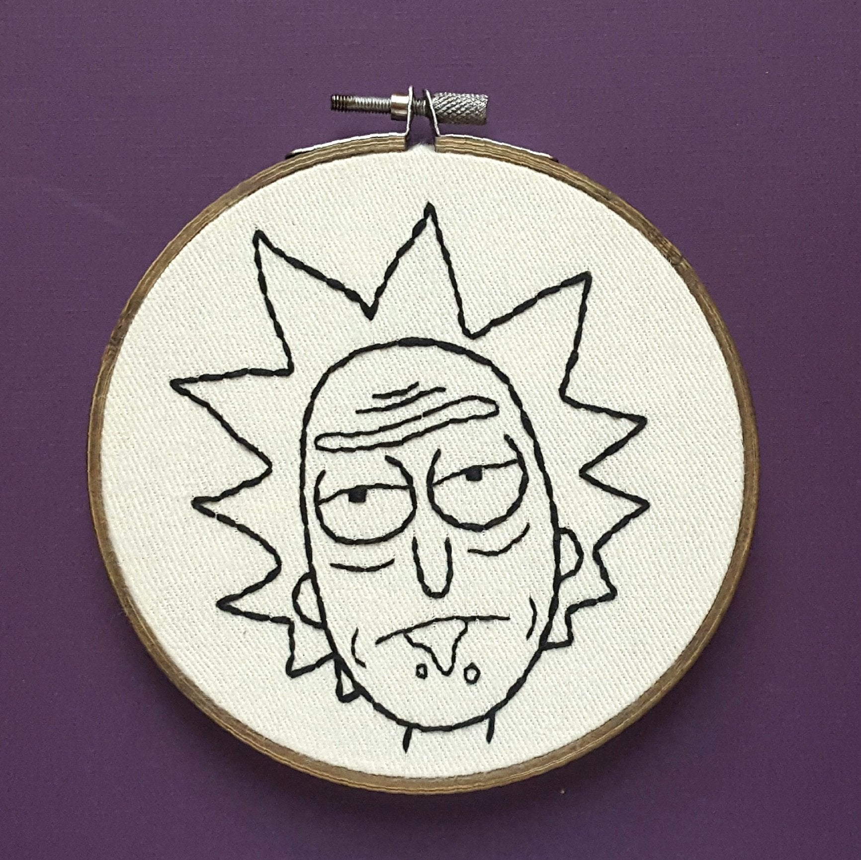 30 Days of Rickspressions - Day 5