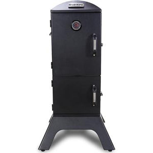 Broil King Smoke 28-Inch Vertical Charcoal Smoker - Black