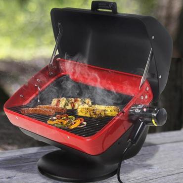 Meco Tabletop Electric BBQ Grill - 9300