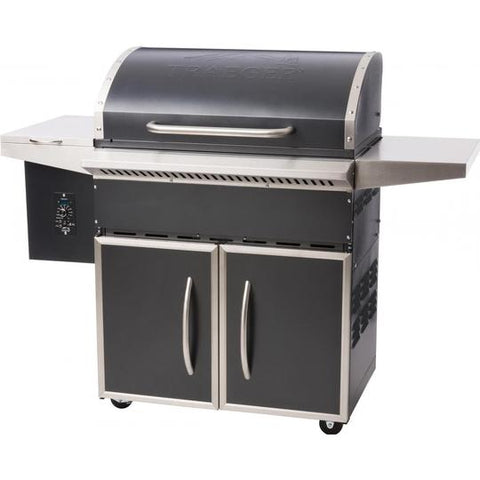 Traeger Select Pro Pellet Grill On Cart - Blue