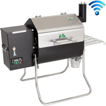 Green Mountain Grills Davy Crockett WiFi Controlled Portable Pellet Grill