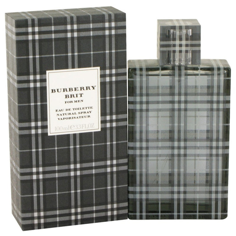 Burberry Brit By Burberry Eau De Toilette Spray 3.4 Oz