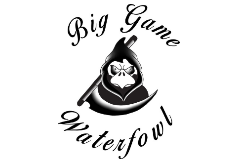 Big Game Waterfowl Guide Logo