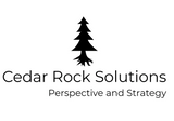 Cedar Rock Solutions Bio Logo
