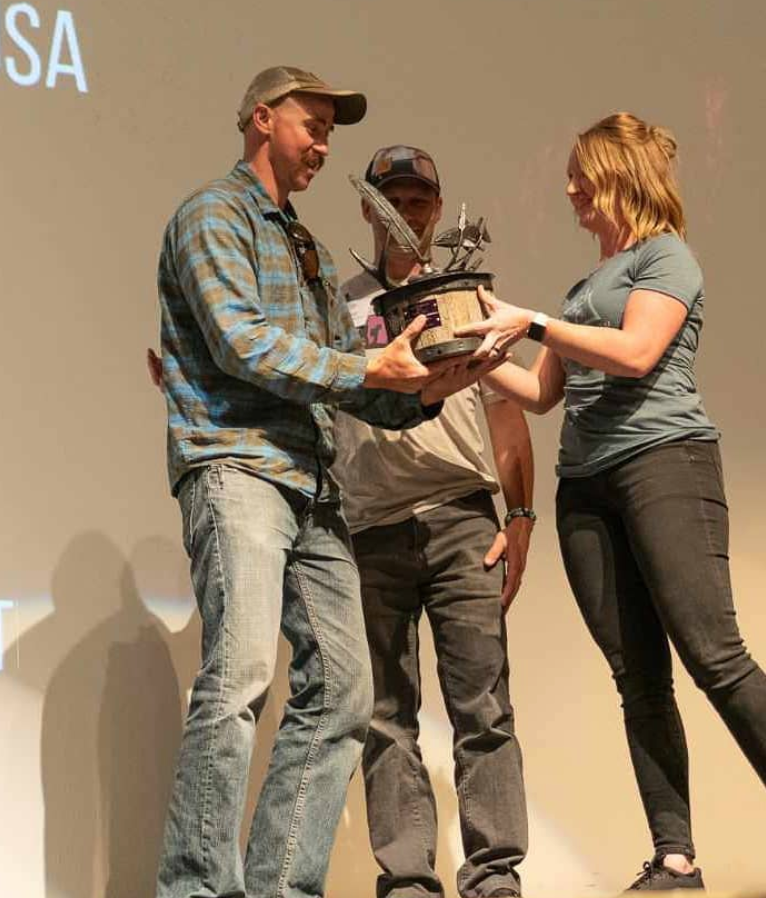 2019 Conservation Media Award Presentation
