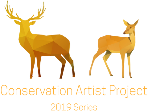 Conservation Artist Project Logo