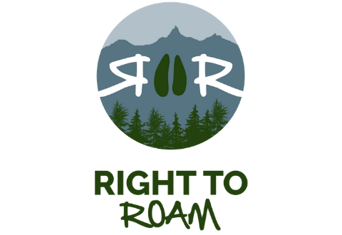 Right to Roam Logo