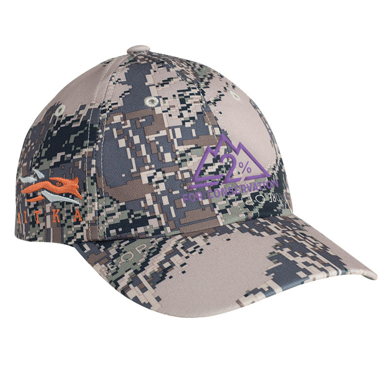 Sitka Gear Big Game Open Country Cap 2 For Conservation