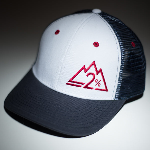 The Merica Trucker (A.K.A The PBR Hat)