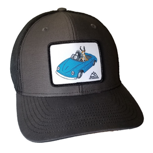 """Prairie Home Companions"" Patch Hat"