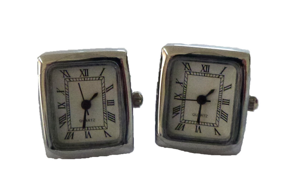 Analogue Watch Cufflinks