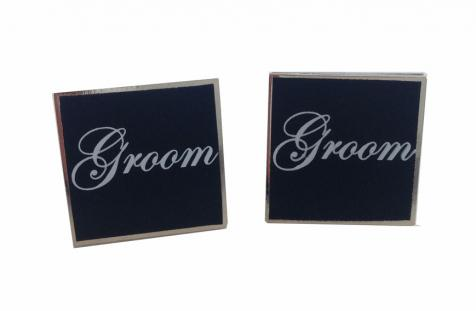 Groom (black)