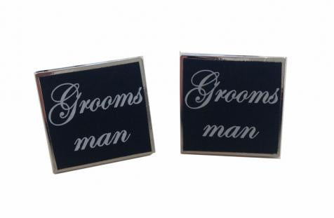 Groomsman Scroll