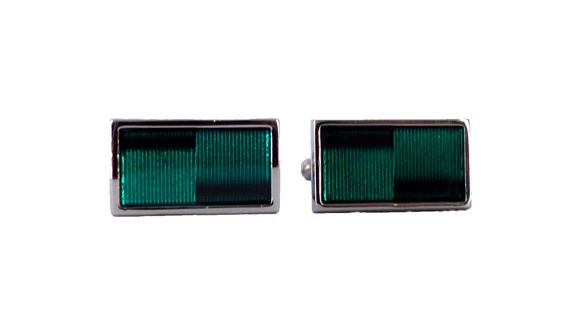 Green Royal Cufflinks