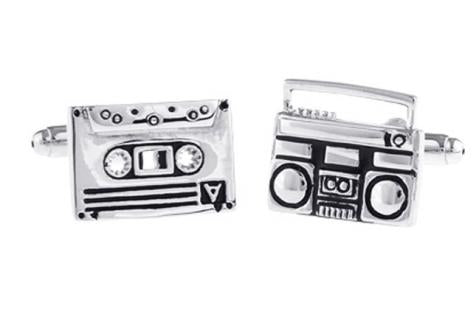Retro Cassette Player & Tape