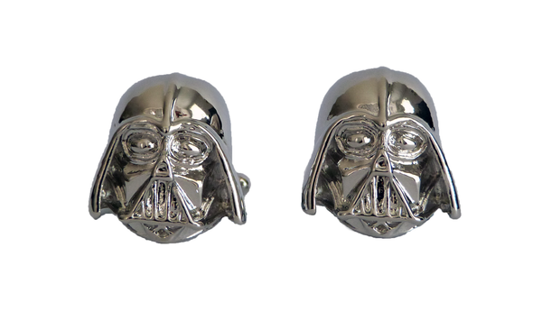 Darth Vader Mask Cufflinks