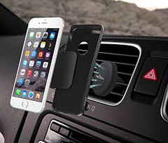 Car Vent Mount Black
