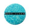 Good Vibes Blue Popsocket