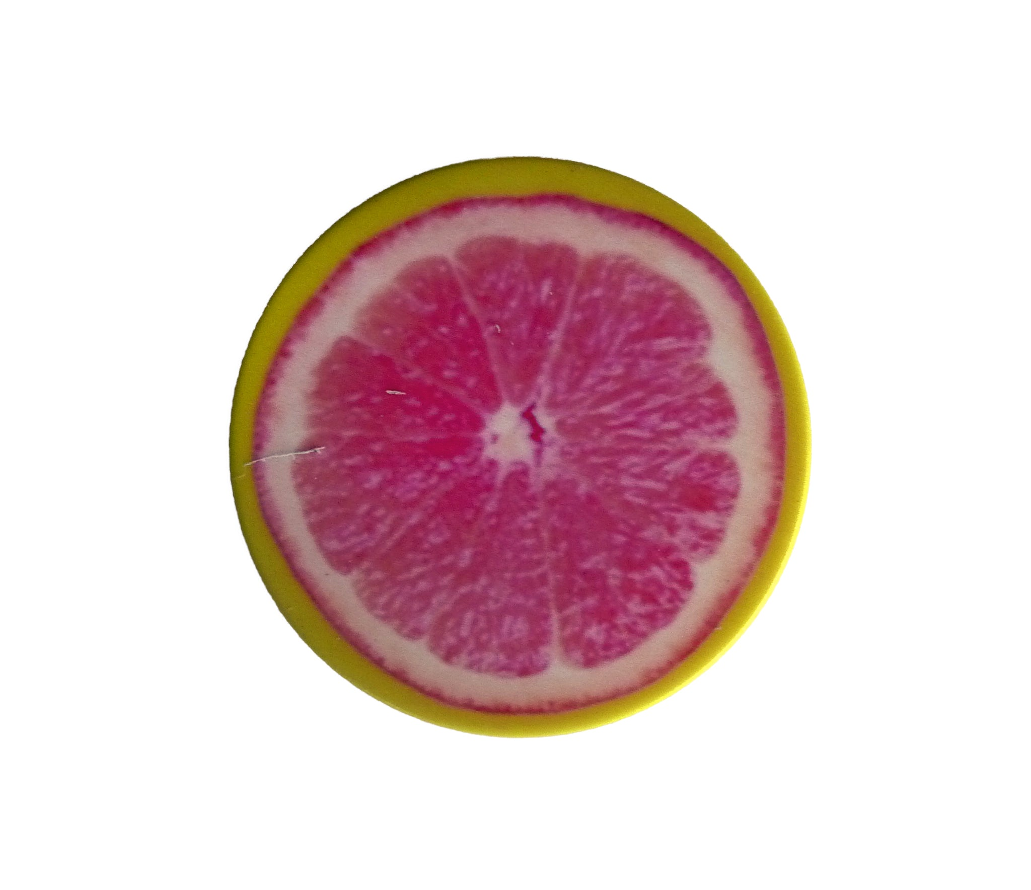 Grapefruit Popsocket