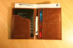 The Adventurer's Passport Wallet
