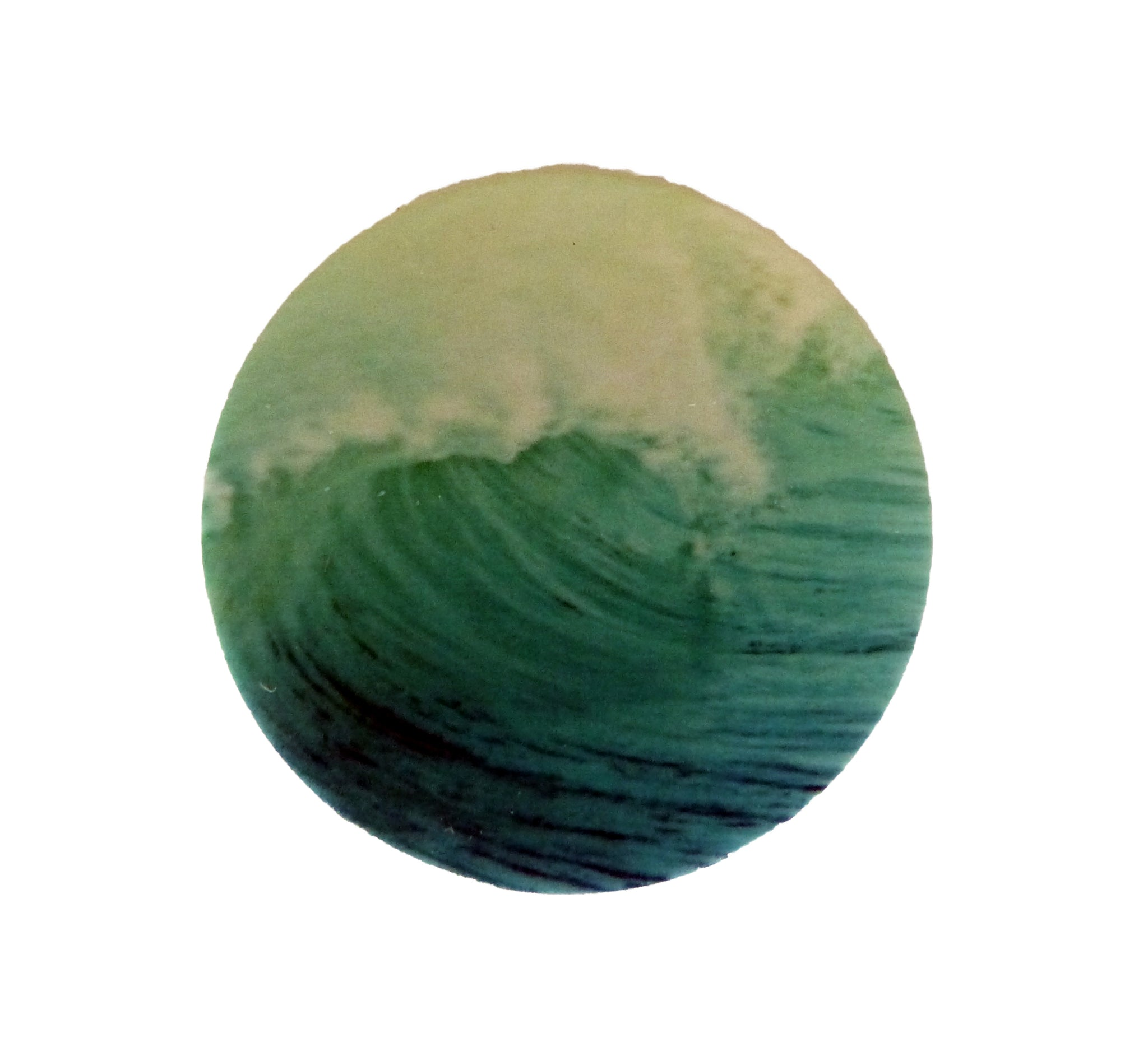 Tourquiose Wave Popsocket