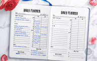 Free Printable Half Hourly Daily Planner
