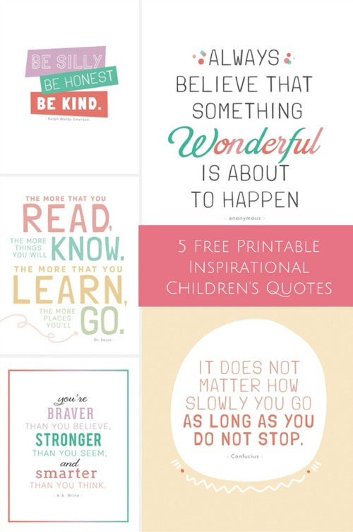 Sometimes all you need are some inspirational quotes to help you keep going through hard times. To make sure you stay motivated to complete your goals, get these motivational printables for your office! Typography and watercolor wall art included! | quotes, wall art, office decor, #printable #freePrintable #motivational #inspirational