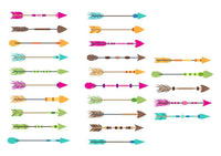 90+ Arrows Clipart Mega Bundle - The Digital Download Shop