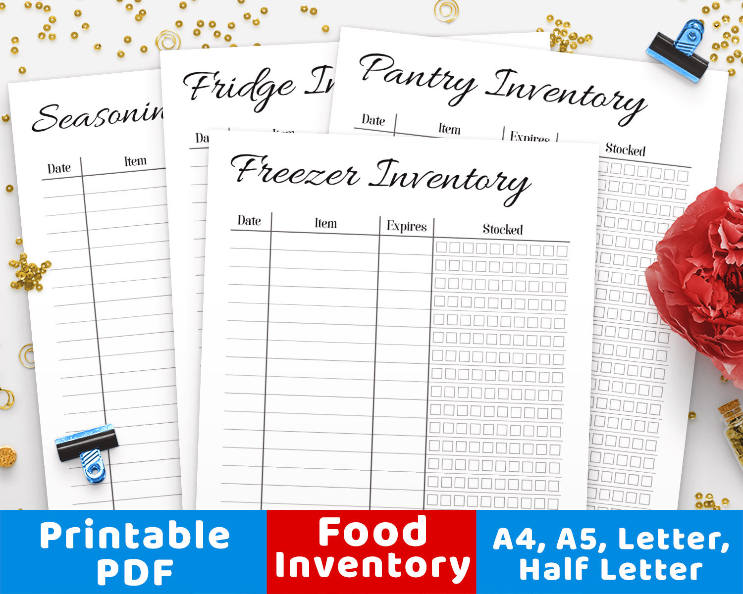 photo regarding Printables Food named Foodstuff Stock Printables