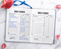 Free Printable Daily Planner- Half Hourly