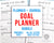 Goal Planner Printables Bundle