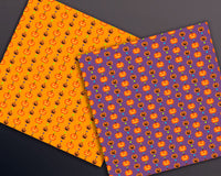 Halloween Digital Paper Set 2